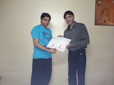 Angel Therapy Student- Actor Pradeep Lalwani .JPG